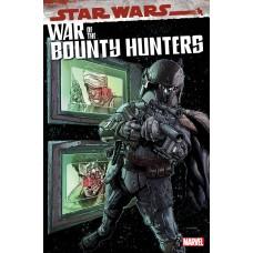 DF STAR WARS WAR OF BOUNTY HUNTERS #4 SOULE SILVER SGN (C: 0