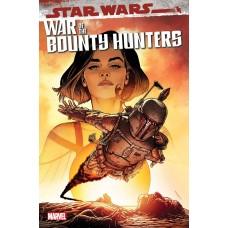 DF STAR WARS WAR OF BOUNTY HUNTERS #5 SOULE SILVER SGN (C: 0
