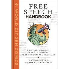 FREE SPEECH HANDBOOK GN (C: 0-1-0)