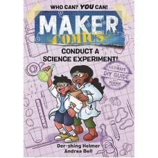 MAKER COMICS GN CONDUCT SCIENCE EXPERIMENT (C: 0-1-0)