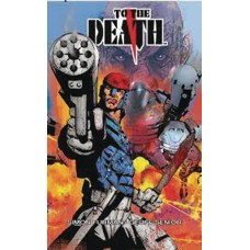 TO THE DEATH GN W SLIPCASE VOL 01 (C: 0-1-1)