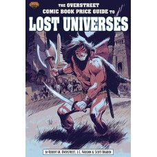 OVERSTREET GUIDE TO LOST UNIVERSES HC CVR A IRONJAW (C: 0-1-