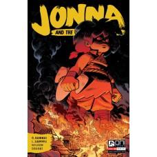 JONNA AND THE UNPOSSIBLE MONSTERS #8 CVR A SAMNEE