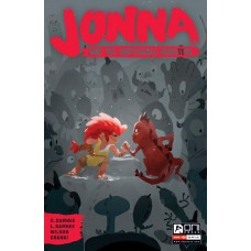 JONNA AND THE UNPOSSIBLE MONSTERS #8 CVR B CAMPION