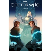 DOCTOR WHO EMPIRE OF WOLF #1 CVR A BUISAN