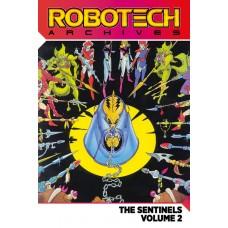 ROBOTECH ARCHIVES SENTINELS TP VOL 02 (C: 0-0-1)