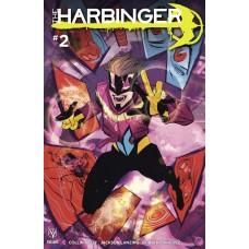 HARBINGER (2021) #2 CVR B VIRELLA