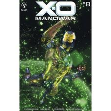 X-O MANOWAR (2020) #8 CVR A RAHZZAH