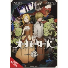 OVERLORD GN VOL 14 (MR) (C: 0-1-2)