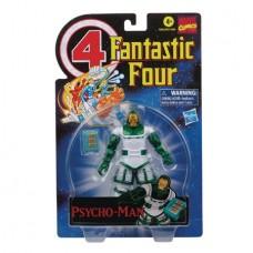 FANTASTIC FOUR VINTAGE LEGENDS PSYCHO MAN 6IN AF CS (Net) (C