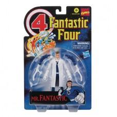 FANTASTIC FOUR VINTAGE LEGENDS MR FANTASTIC 6IN AF CS (Net)