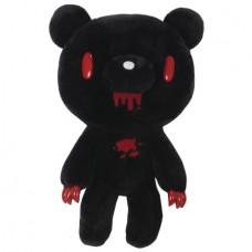 GLOOMY BEAR BLACK 8IN PLUSH (C: 1-1-2)